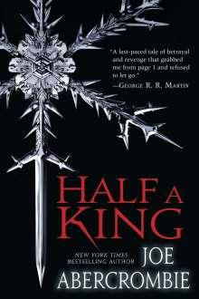 Joe Abercrombie: Half a King, Buch