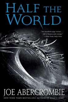Joe Abercrombie: Half the World, Buch