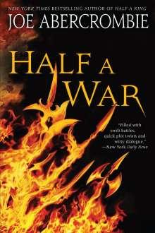 Joe Abercrombie: Half a War, Buch