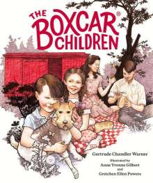 Gertrude Chandler Warner: The Boxcar Children Fully Illustrated Edition, Buch