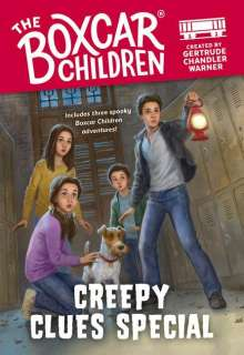 Gertrude Chandler Warner: The Creepy Clues Special, Buch