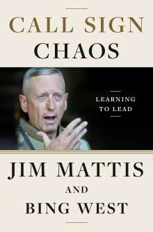 Jim Mattis: Call Sign Chaos, Buch