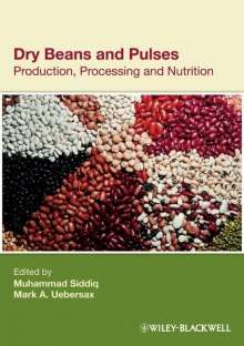 Muhammad Siddiq: Dry Beans and Pulses, Buch