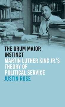 Justin Rose: Drum Major Instinct, Buch