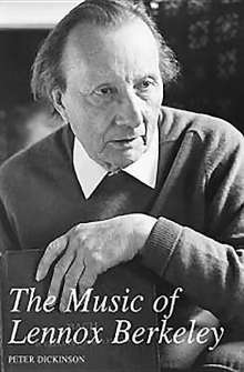 The Music of Lennox Berkeley, Buch