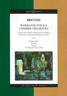 Works for Voice and Chamber Orchestra: The Masterworks Library, Buch