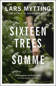 Lars Mytting: The Sixteen Trees of the Somme, Buch