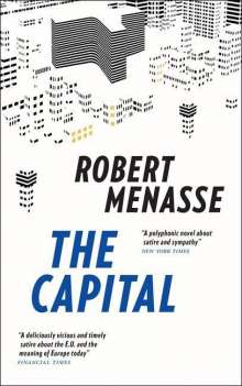 Robert Menasse: The Capital, Buch