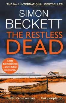 Simon Beckett: Restless Dead, Buch