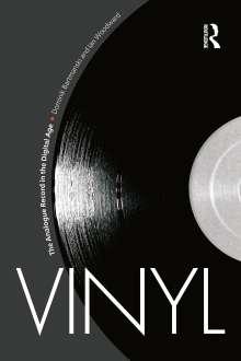 Dominik Bartmanski: Vinyl, Buch