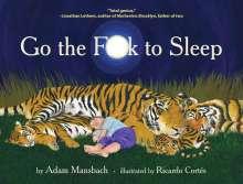 Adam Mansbach: Go the Fuck to Sleep, Buch