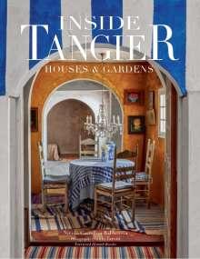 Nicoló Castellini Baldissera: Inside Tangier, Buch