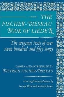 Dietrich Fischer-Dieskau: The Fischer-Dieskau Book of Lieder, Buch