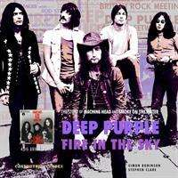 Simon Robinson: Deep Purple: Fire in the Sky, Buch