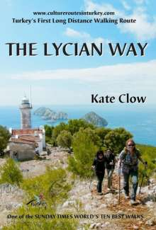 Kate Clow: The Lycian Way, Buch