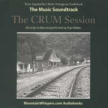 Pops Walker: Crum Session, CD