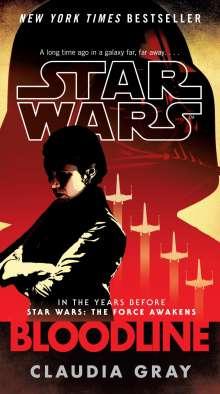 Claudia Gray: Bloodline (Star Wars), Buch
