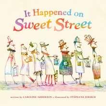 Caroline Adderson: It Happened on Sweet Street, Buch