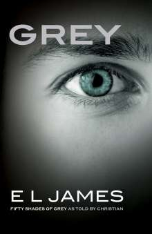 E. L. James: Grey, Buch