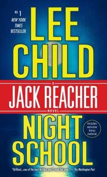 Lee Child: Night School, Buch