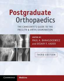 Paul A. Banaszkiewicz: Postgraduate Orthopaedics, Buch