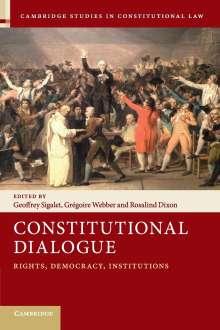 Constitutional Dialogue, Buch