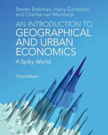 Steven Brakman: An Introduction to Geographical and Urban Economics, Buch