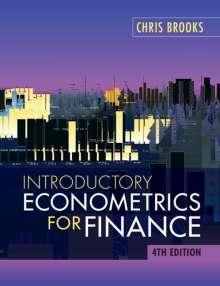 Chris Brooks: Introductory Econometrics for Finance, Buch