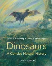 David E. Fastovsky: Dinosaurs, Buch