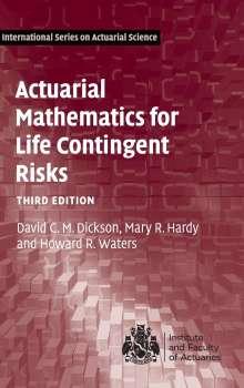 David C. M. Dickson: Actuarial Mathematics for Life Contingent Risks, Buch