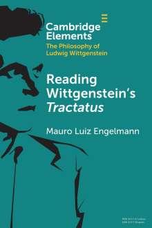 Mauro Luiz Engelmann: Reading Wittgenstein's Tractatus, Buch