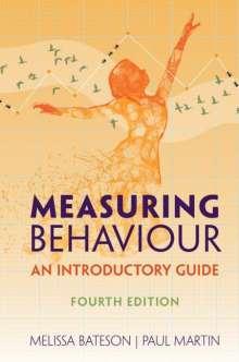 Melissa Bateson: Measuring Behaviour, Buch