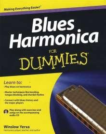 Blues Harmonica For Dummies, Noten