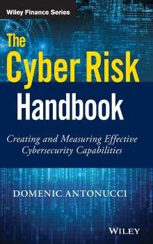 Domenic Antonucci: The Cyber Risk Handbook, Buch