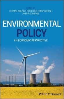 Thomas Walker: Environmental Policy, Buch