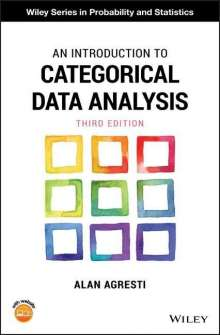 Alan Agresti: An Introduction to Categorical Data Analysis, Buch