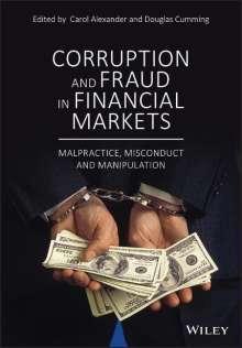Carol Alexander: Corruption and Fraud in Financial Markets, Buch