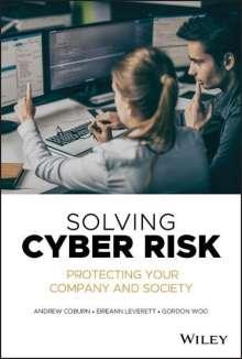 Andrew Coburn: Solving Cyber Risk, Buch