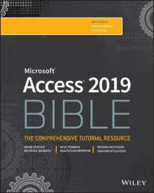 Michael Alexander: Access 2019 Bible, Buch