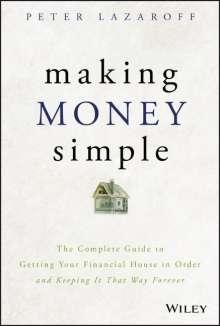 Peter Lazaroff: Making Money Simple, Buch