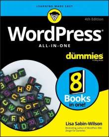 Lisa Sabin-Wilson: WordPress All-In-One For Dummies, Buch