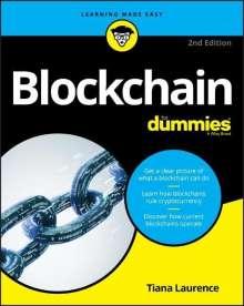 Tiana Laurence: Blockchain For Dummies, Buch