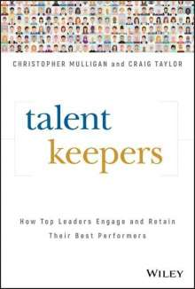 Christopher Mulligan: Talent Keepers, Buch