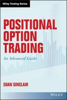 Euan Sinclair: Positional Option Trading: An Advanced Guide, Buch