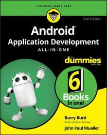 Barry Burd: Android Application Development All-in-One For Dummies, Buch