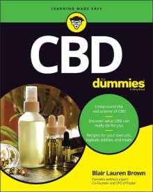 Blair Lauren Brown: CBD For Dummies, Buch