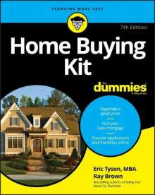 Eric Tyson: Home Buying Kit For Dummies, Buch