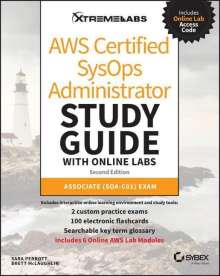 Sara Perrott: AWS Certified SysOps Administrator Study Guide with Online Labs, Buch