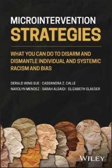Derald Wing Sue: Microintervention Strategies, Buch
