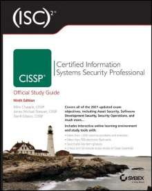 Mike Chapple: (ISC)2 CISSP Certified Information Systems Security Professional Official Study Guide, Buch